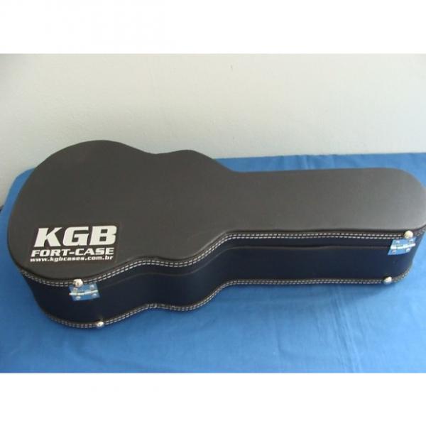 "Custom 26"" KGB Brazilian Handmade Professional Cavaquinho Hard Shell Case #1 image"