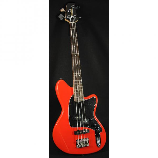 Custom Ibanez TMB30 Electric Bass Coral Red Finish Professionally Set Up! #1 image