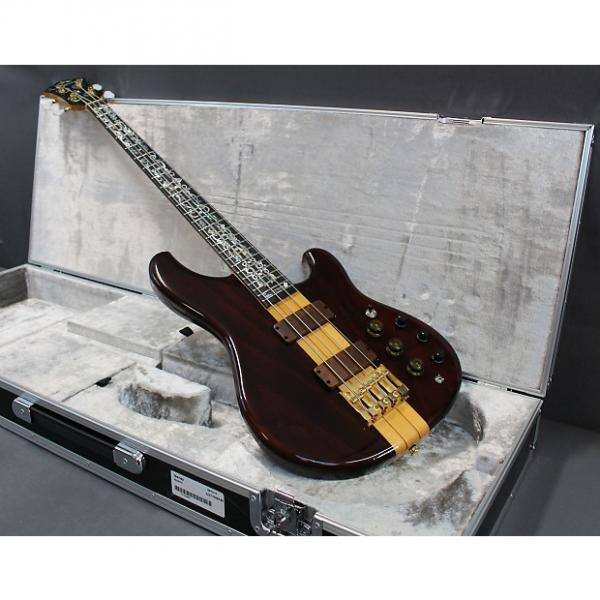 Custom Ibanez  Rare LTD ED MC30th Musician Bass, No 7 of only 15 Made in Japan W/OHSC #1 image