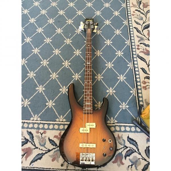 Custom Washburn Matsumoku Bass 1970's Tobacco Burst #1 image