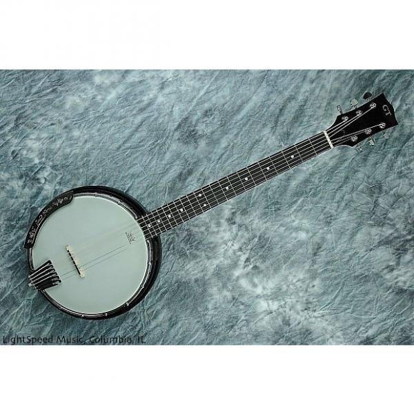 Custom Gold Tone AC-6 Banjitar…A Six String Banjo Tuned Like A Guitar! Comes w/ Gig Bag #1 image
