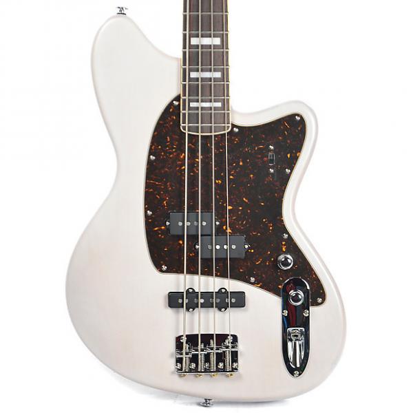 Custom Ibanez TMB2000 Talman Prestige Bass Antique White Blonde Low Gloss #1 image