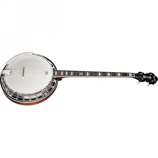 Custom Fender Robert Schmidt Signature Plectrum 4-String Banjo #1 image