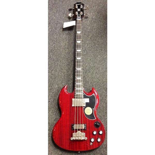 Custom Epiphone EB-3 Bass #1 image