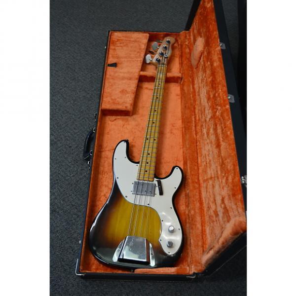 Custom Fender Telecaster Bass 1971 Tobacco Burst #1 image