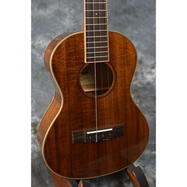 Custom Kala KA-KTG Hawaiian Koa Series Tenor Ukulele with Gloss Finish #1 image