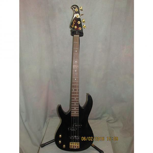 Custom 1990's Infinity-Left Handed Electric 4 String Bass #1 image