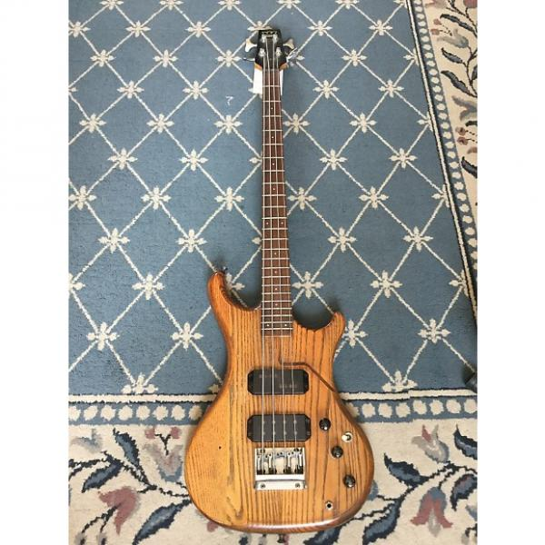 Custom Westone Bass Guitar Early 1980's Natural #1 image