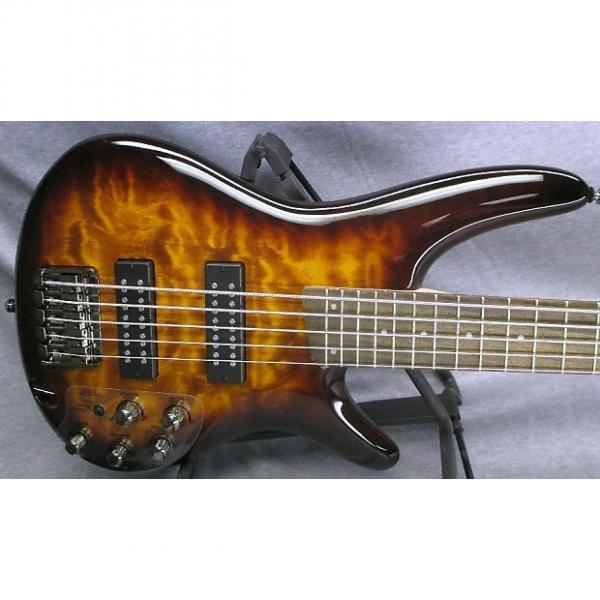 Custom Ibanez SR405 5 String Bass #1 image