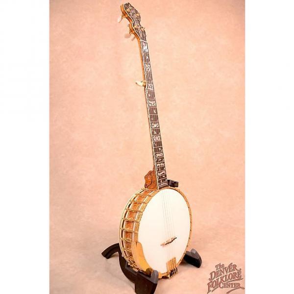 Custom Ome Custom Grand Artist 5 String Banjo #1 image