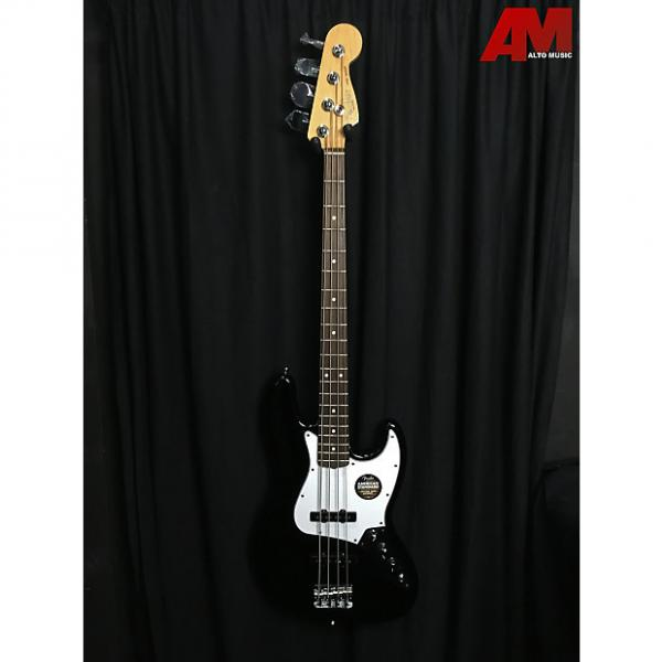 Custom Fender American Standard Jazz Bass Black Rosewood Fretboard with Case #1 image