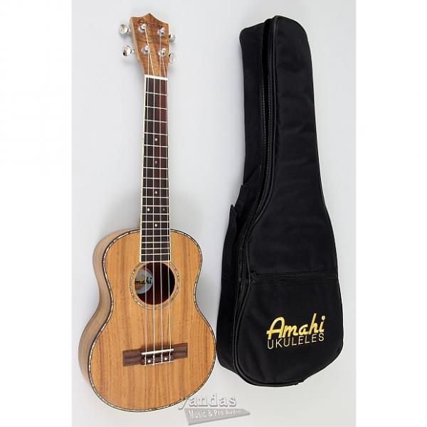 Custom Amahi UK660 Select Acacia Koa Ukulele - Tenor #1 image
