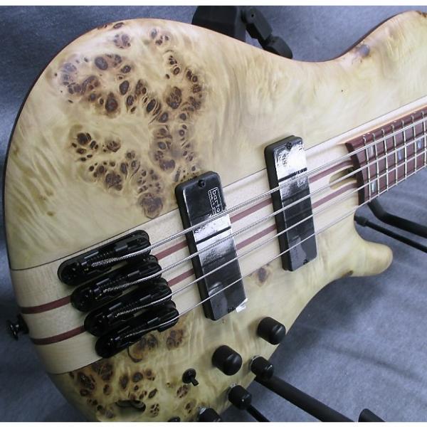 Custom Ibanez SRSC800NTF 4 String Bass #1 image