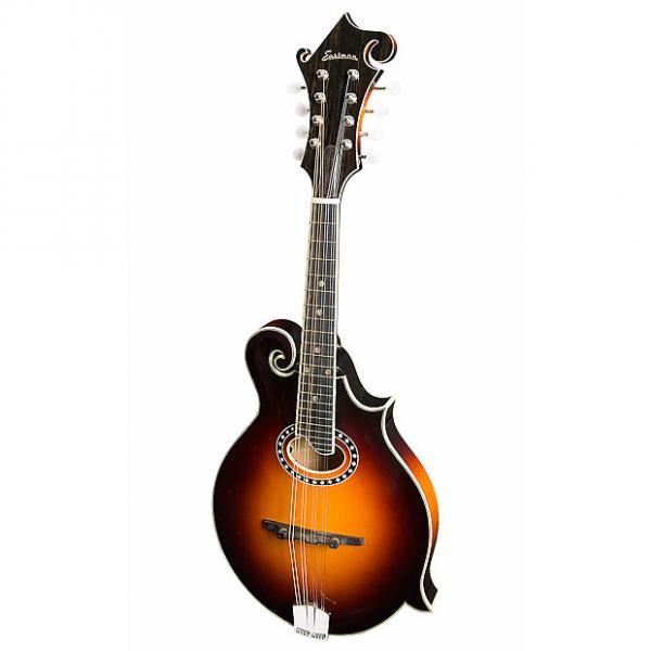 Custom Eastman 614 Mandolin Oval Hole Sunburst #1 image