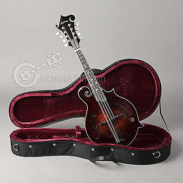 Custom Eastman MD515 Mandolin Classic Finish #1 image