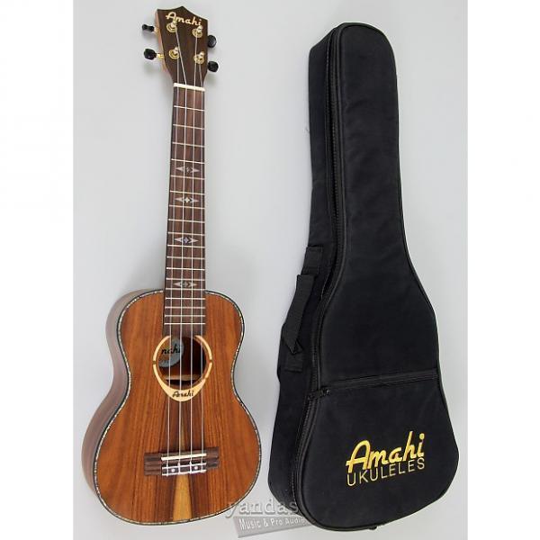 Custom Amahi C-05 Exotic Wood Ukulele Rosewood #1 image