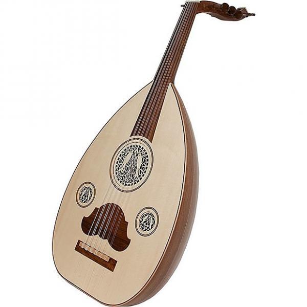 Custom Mid-East OUDRN Arabic Oud Sheesham w/ Gig Bag #1 image