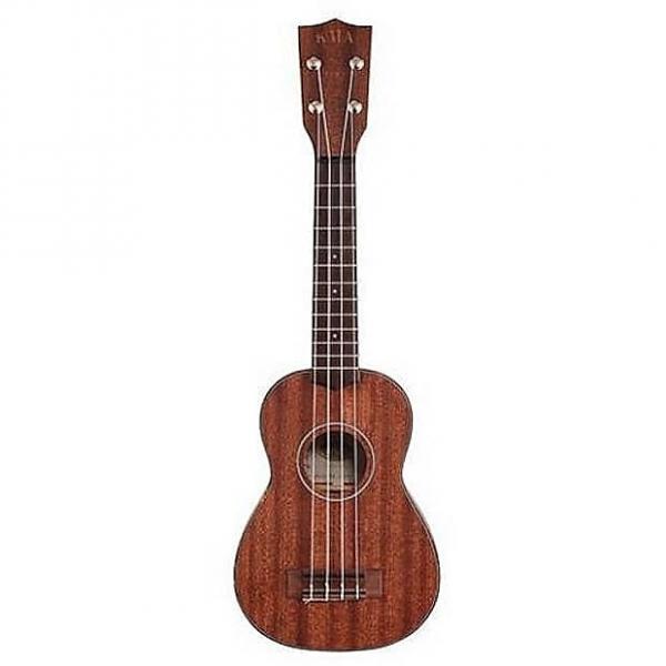 Custom Kala KA-SMHS All Solid Mahogany Soprano Ukulele #1 image