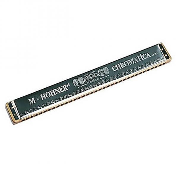 Custom Hohner 263 Orchestral Chromatica Chromatic Harmonica FREE 2 Day Shipping Cheap Worldwide Shipping! #1 image