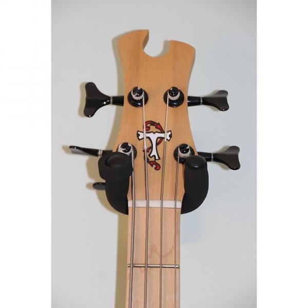 Custom Gibson/Tobias Renegade 4 2000's Translucent Cherry Red #1 image