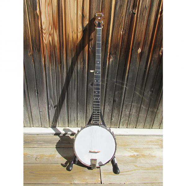 Custom Vega  Pete Seeger Long Neck  Banjo 1963 Sunburst #1 image