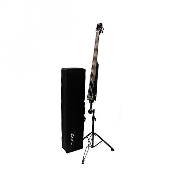 Custom Dean PaceBlack Upright Bass w/ Stand & Case, Free Shipping #1 image