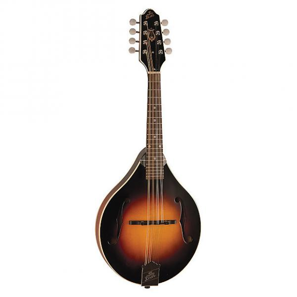 Custom The Loar LM-175 Grassroots A-Style Mandolin, Vintage Sunburst Matte #1 image
