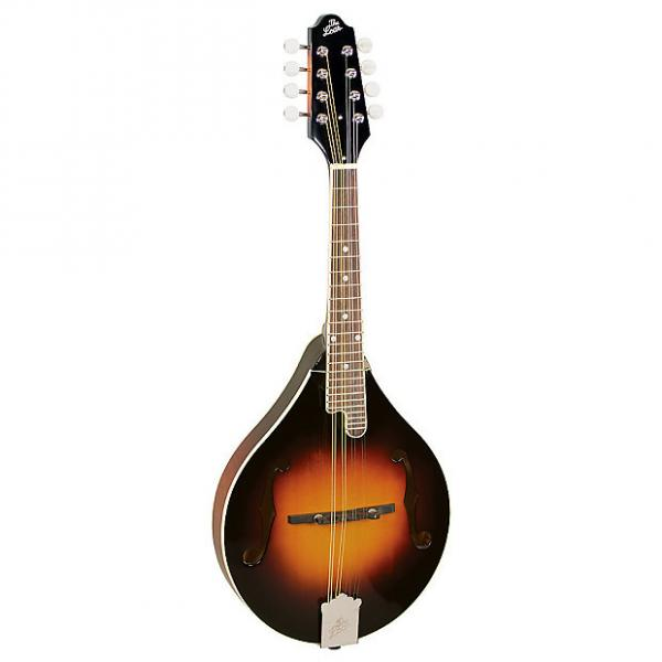 Custom The Loar LM-220 Performer A-Style Mandolin with Electronics, Vintage Sunburst #1 image