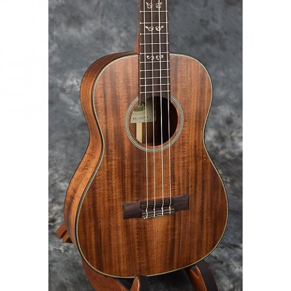 Custom Kala KA-ASAC-B All Solid Acacia Baritone Size Ukulele #1 image