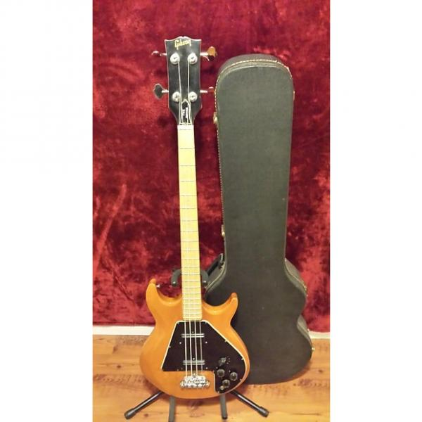 Custom Vintage 70s Gibson USA Ripper Electric Bass + Gibson HSC #1 image