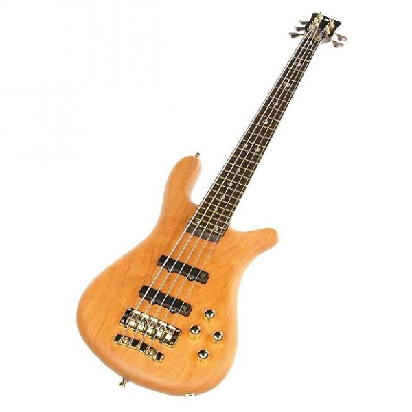 Custom Warwick Custom Shop Streamer Stage II 5-String Bass Guitar #1 image