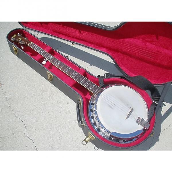 Custom Strom 5 String Banjo - 1970s - USA Made - Very High Quality! #1 image