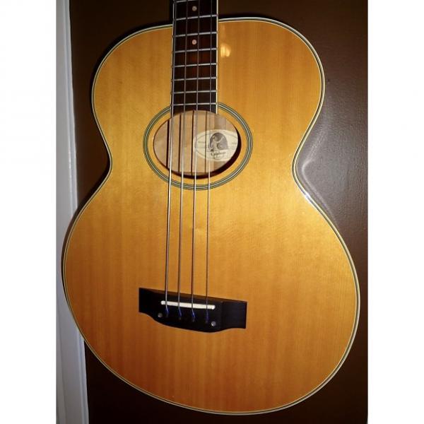 Custom 1994 Epiphone El Capitan Acoustic/Electric Bass #1 image
