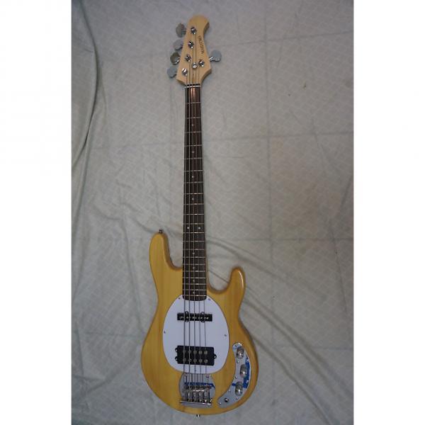 Custom New 5 string bass guitar #1 image