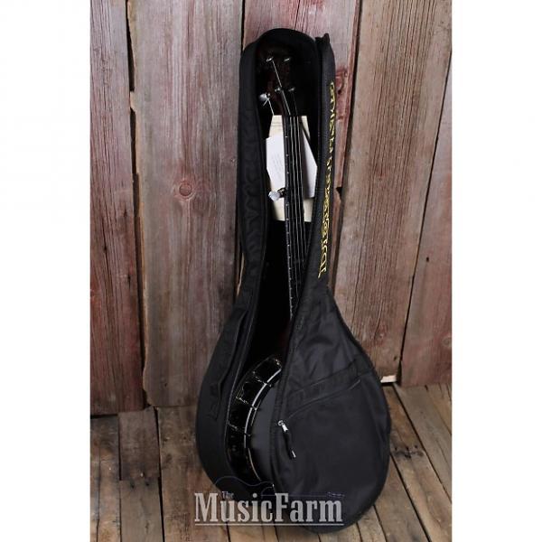 Custom Deering BGB RESONATOR Deluxe Padded Gig Bag for Resonator Banjo #1 image