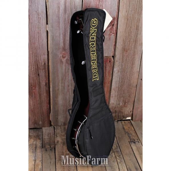 Custom Deering BGB OPENBACK Deluxe Padded Gig Bag for Open Back Banjo #1 image