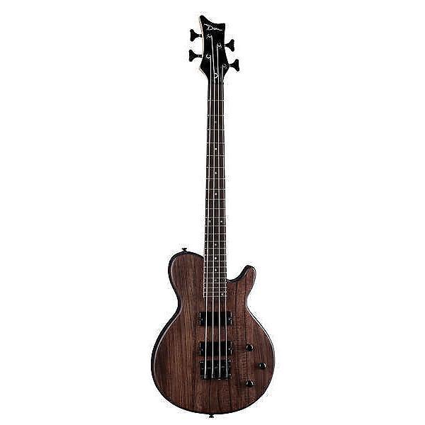 Custom Dean EVO Bass - Mahogany Finish #1 image