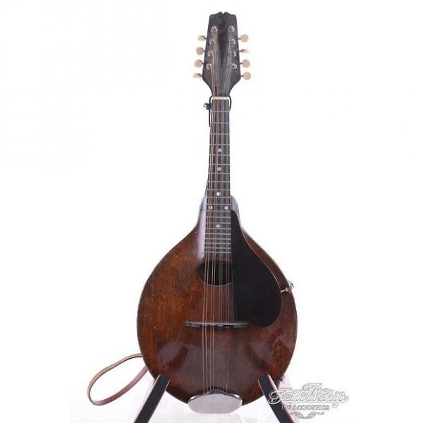 Custom Gibson A-JR 1925 Snake Head Loar era ca. 1925 #1 image