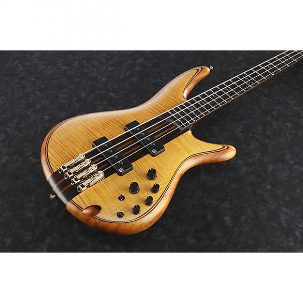 Custom Ibanez SR1400T Through Neck Premium Bass Guitar with Nordstrand Pickups #1 image