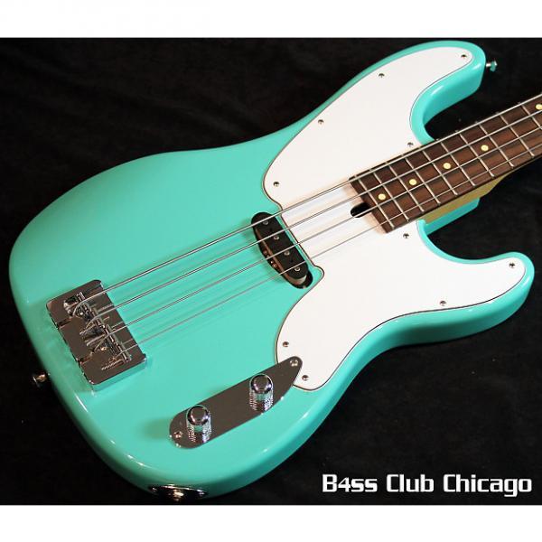Custom Mike Lull P54 Seafoam Green #1 image