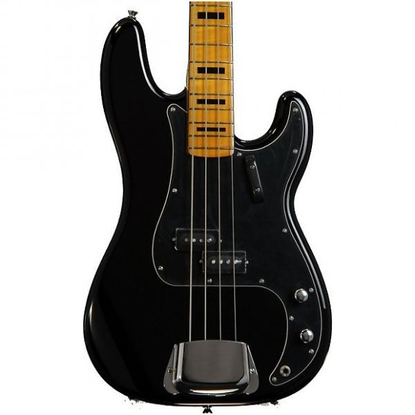 Custom Squier Classic Vibe P Bass '70s, - Black #1 image