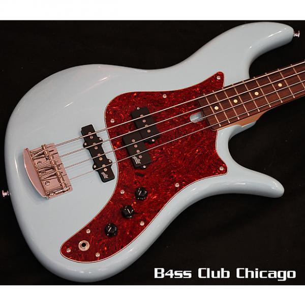 Custom F Bass VF4 PJ Daphne Gloss #1 image