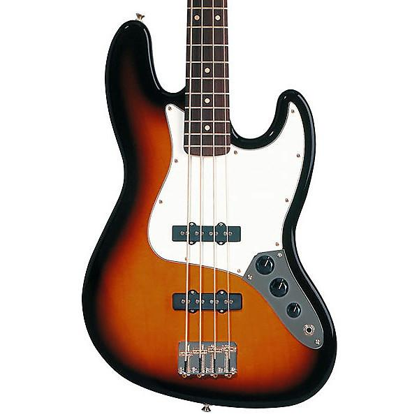 Custom Fender Basses - Standard Jazz Bass RW - Burst #1 image
