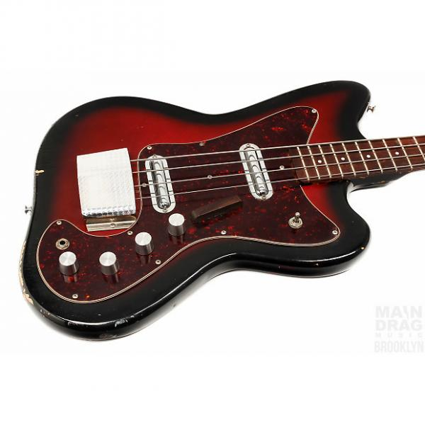 Custom Silvertone 1443 Hornet Bass Ca. 1967 #1 image