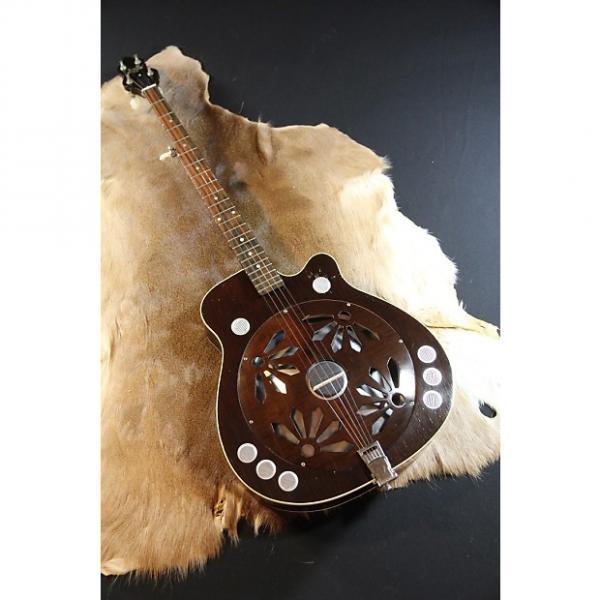 Custom Randy Wood Dobro/Banjo #1 image