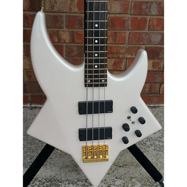 Custom Curbow Bootsy 1 of a kind White pearl #1 image