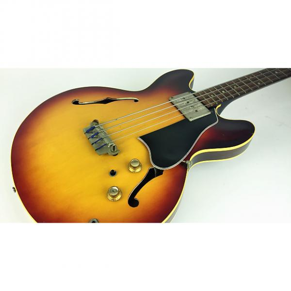 Custom Gibson EB-2 1964 Sunburst #1 image