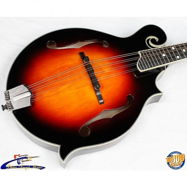 Custom Eastman MD515-CS F-Style Mandolin w/HSC, Solid Carved Spruce/Maple DEMO!! #4194-2 #1 image