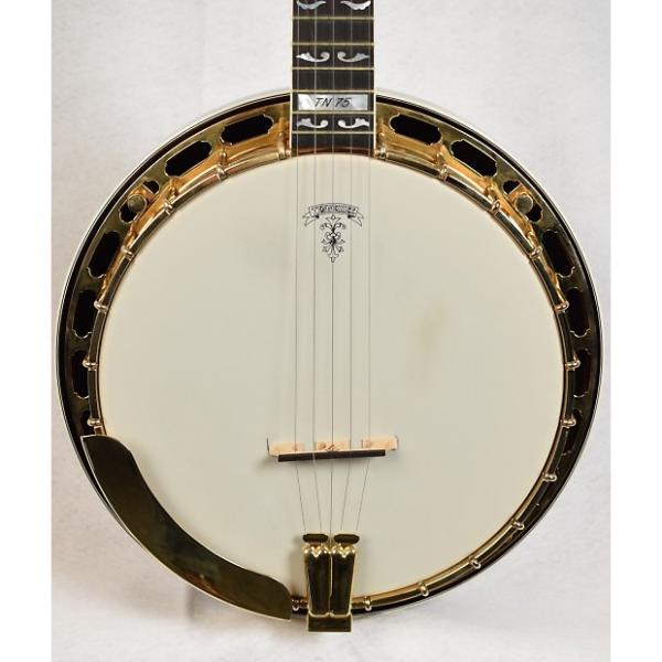 Custom Crafters of Tennessee TN-75 5-String Banjo #1 image