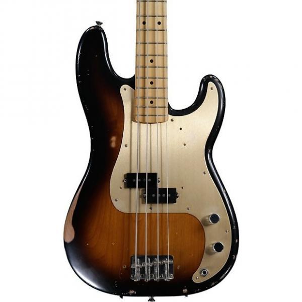 Custom Fender Road Worn '50s Precision Bass - 2-Color Sunburst #1 image